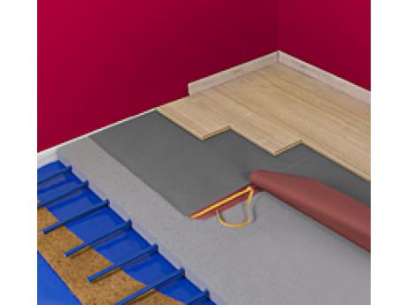 Heat foil db vloerverwarming ondervloeren rijnmond laminaat