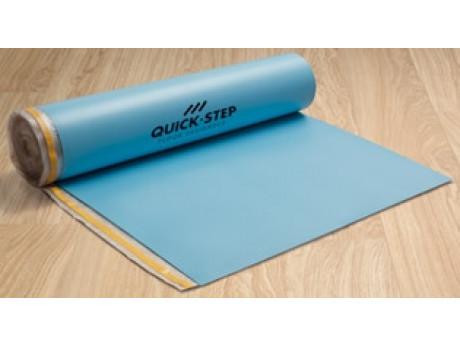 Quick step transitsound db vloerverwarming ondervloeren