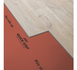 Quick Step Heat ondervloer voor click PVC
