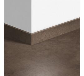 Quick Step Arte standaardplint 1247 Beton Gepolijst Donker