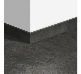Quick Step Exquisa standaardplint 1550 Leisteen Zwart