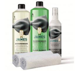 James Set Harde Vloeren