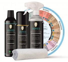 James Set Textiel